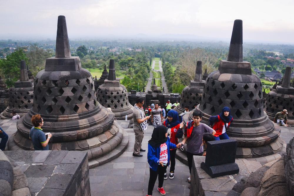 Borobudur-Yogya