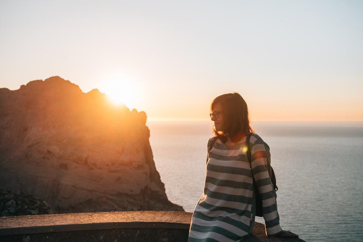Formentor-Sonnenuntergang