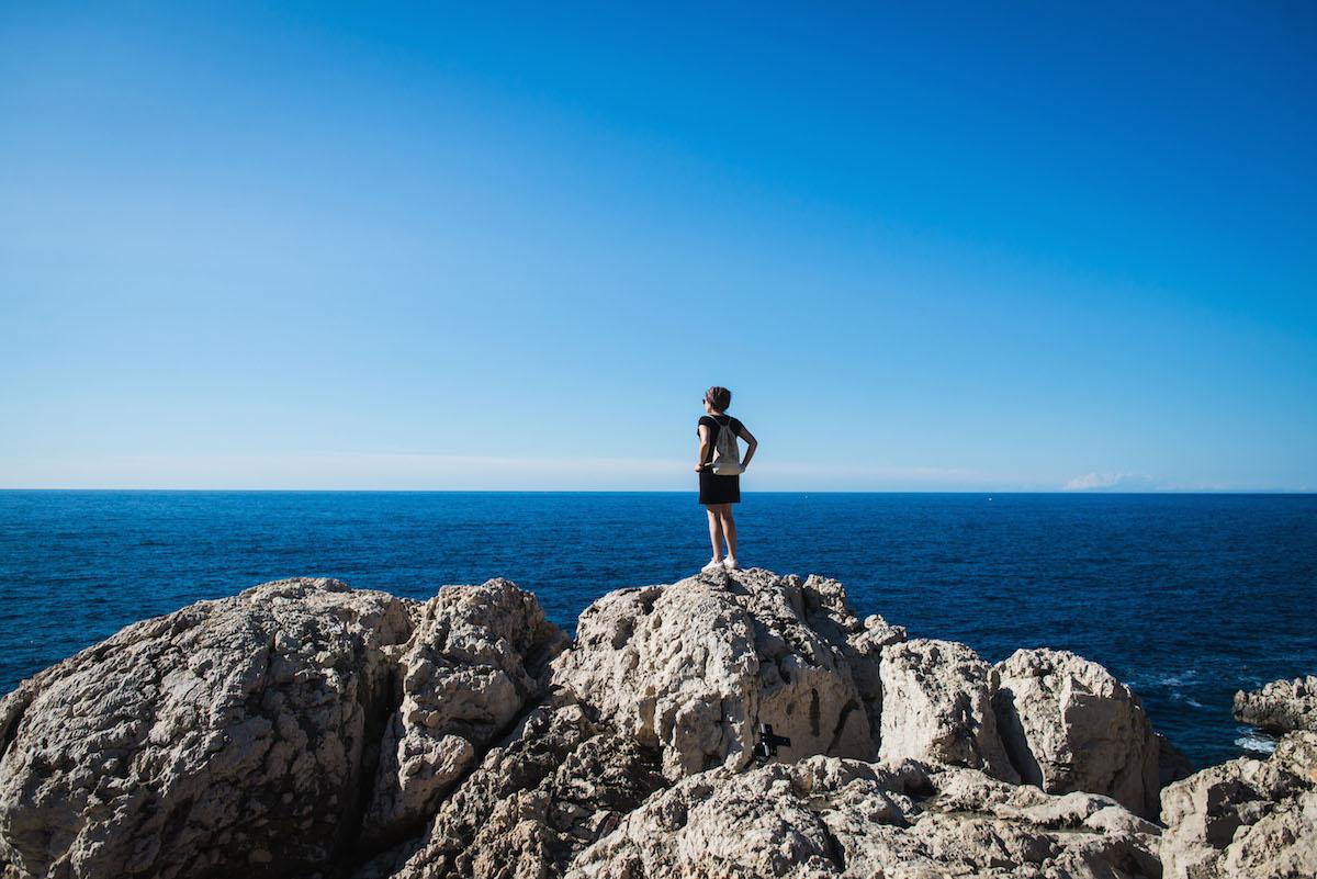 Mallorca-Klippen