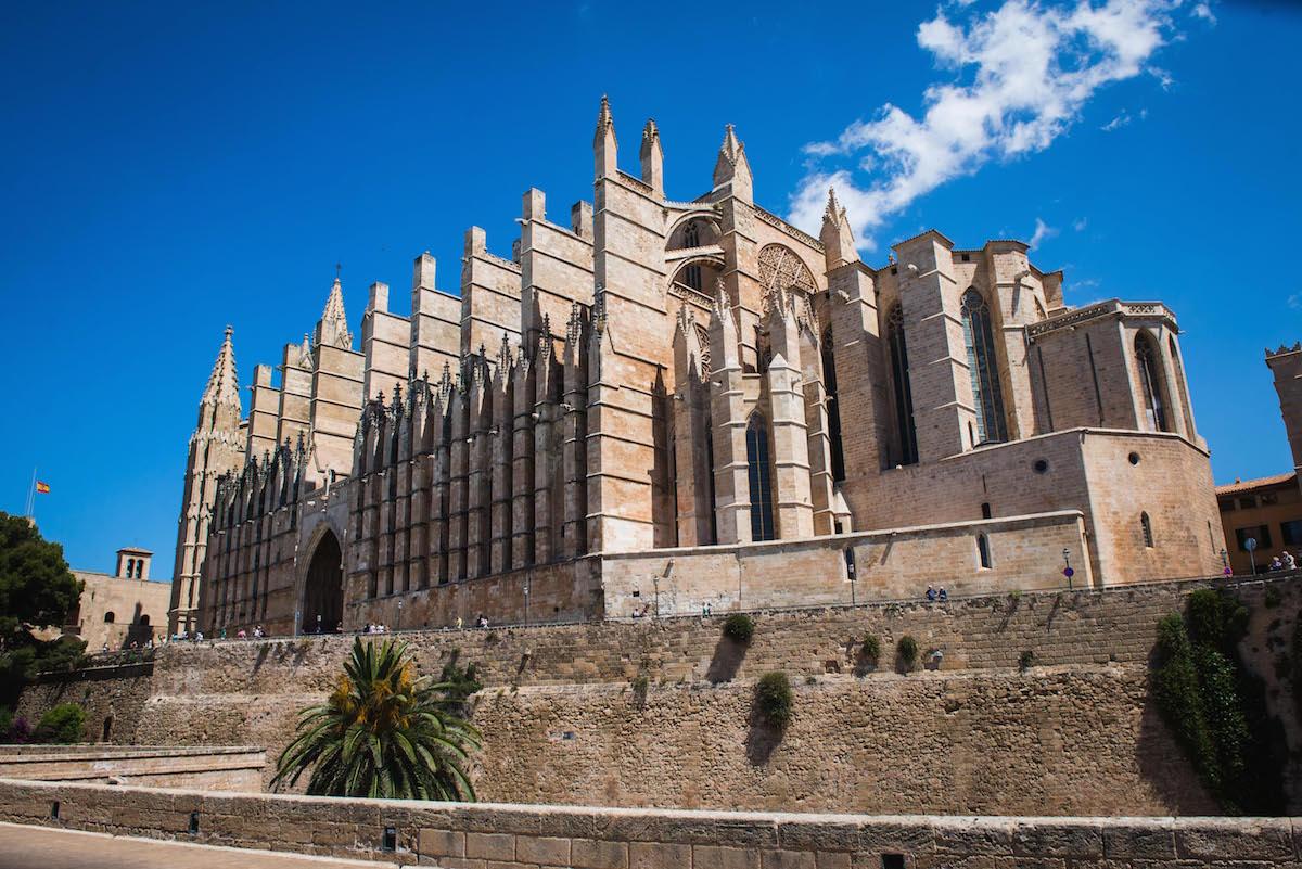 Palma-de-Mallorca-cathedral