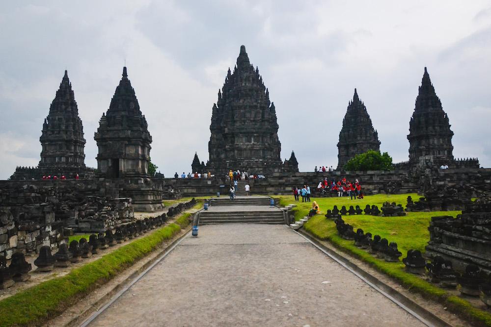 Prambanan-Yogyakarta