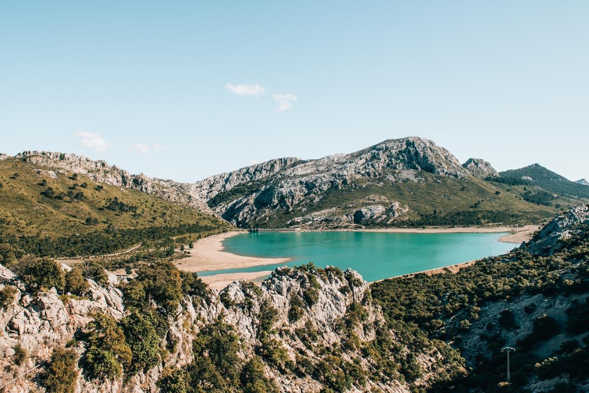 Nice-lake-Mallorca