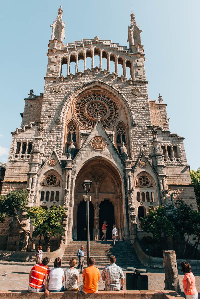 Soller-church