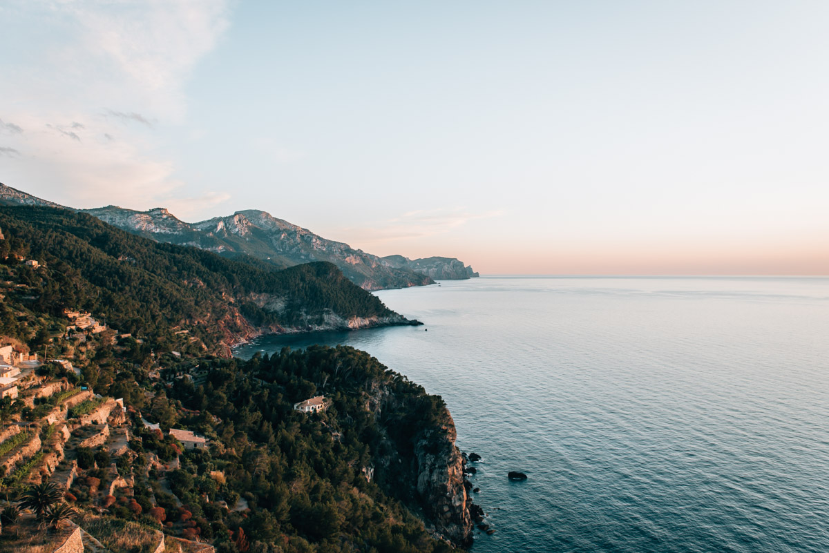 sunset-Banyalbufar