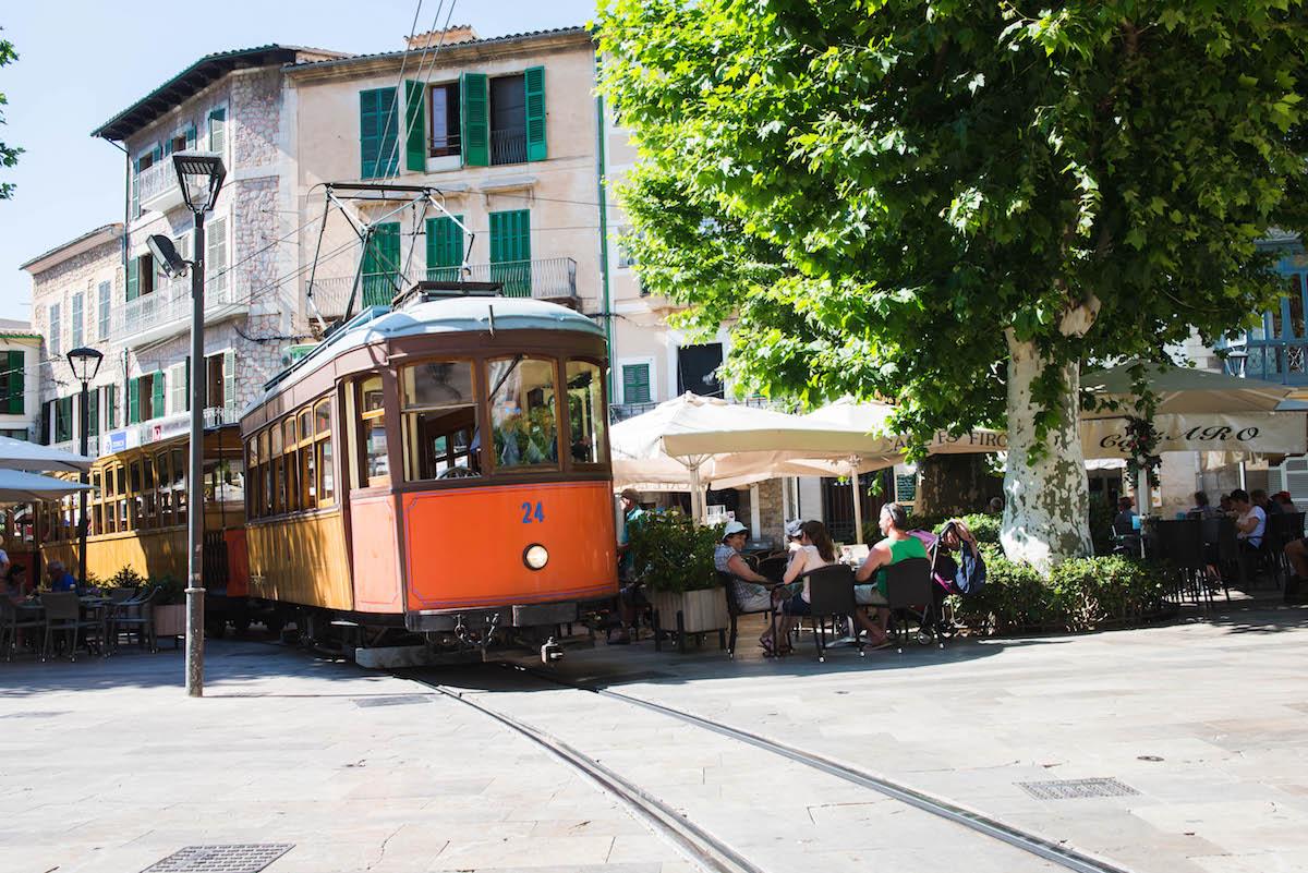 tramway-Soller