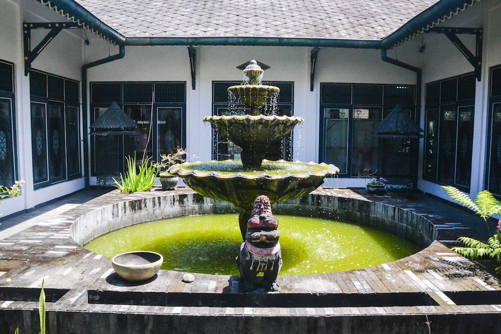 Sultanspalast-Yogyakarta