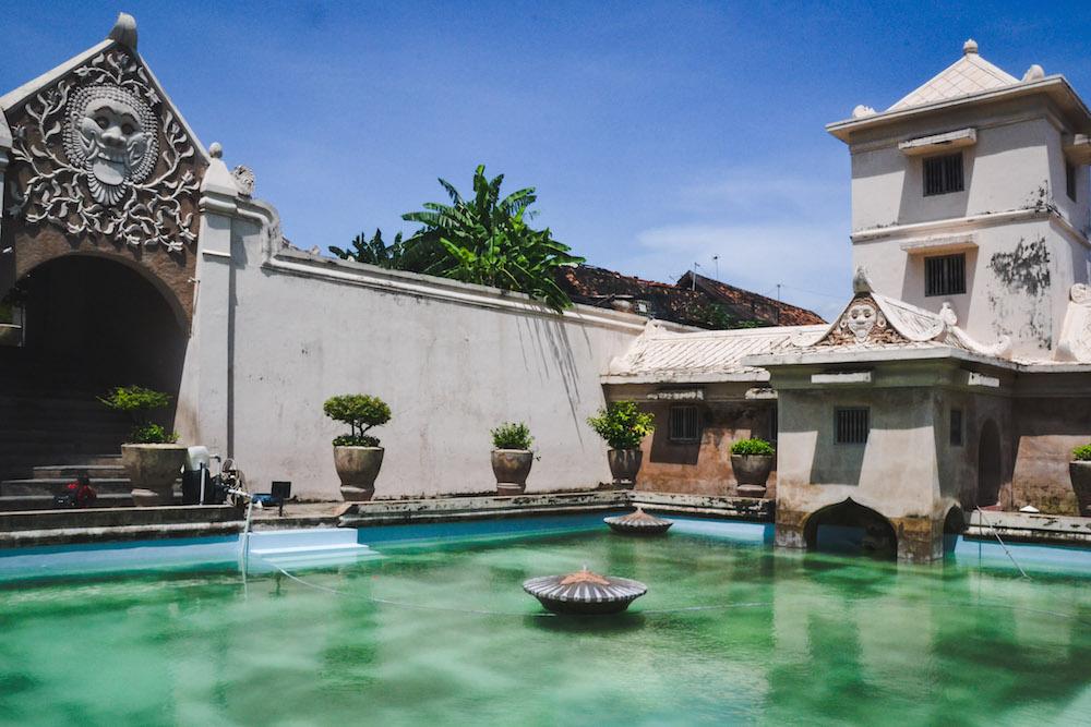 Tamansari-Yogyakarta