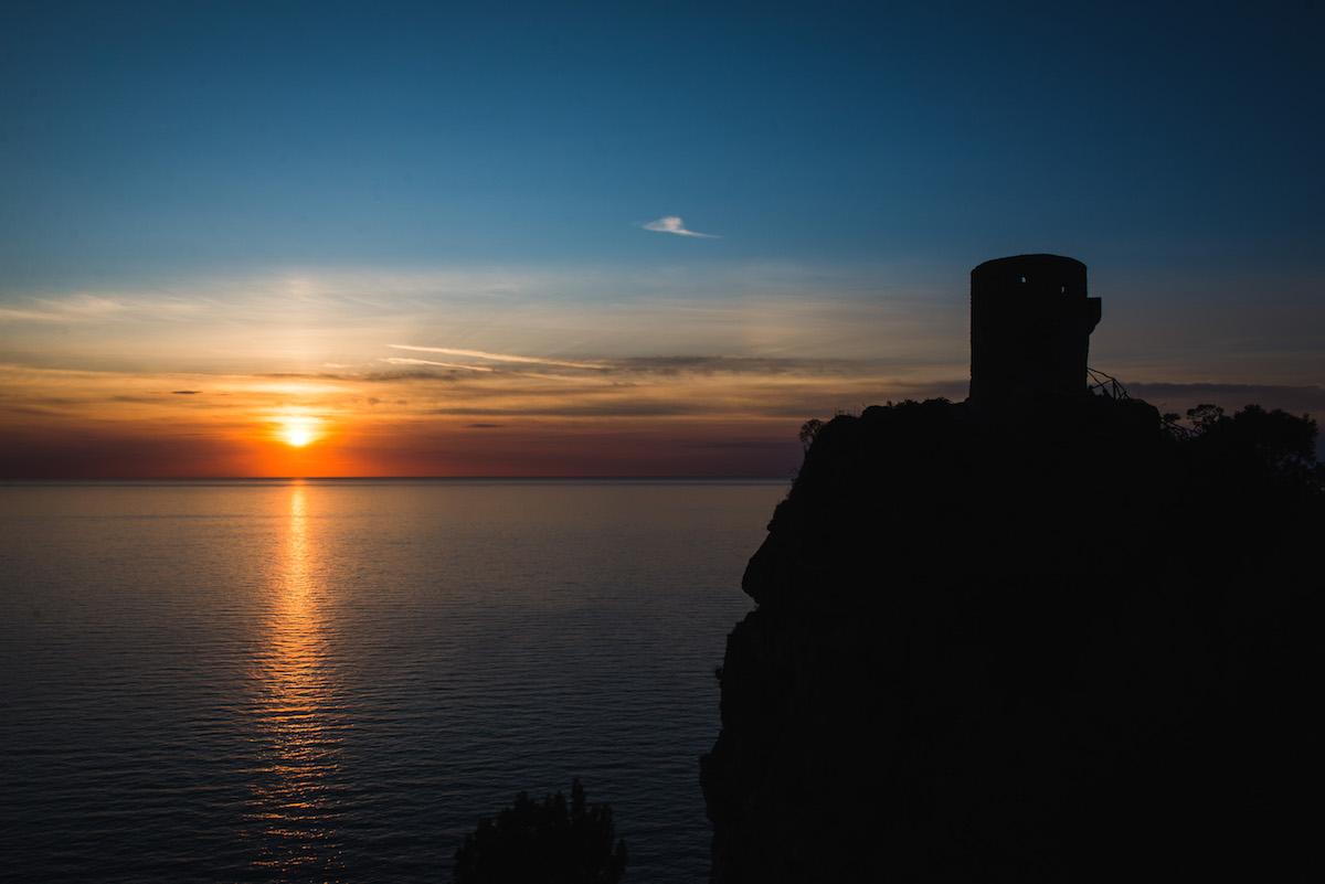 Torre-del-Verger-Sonnenuntergang