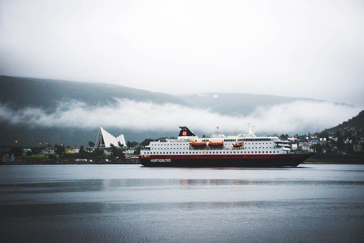 Eismeerkathedrale-Tromso