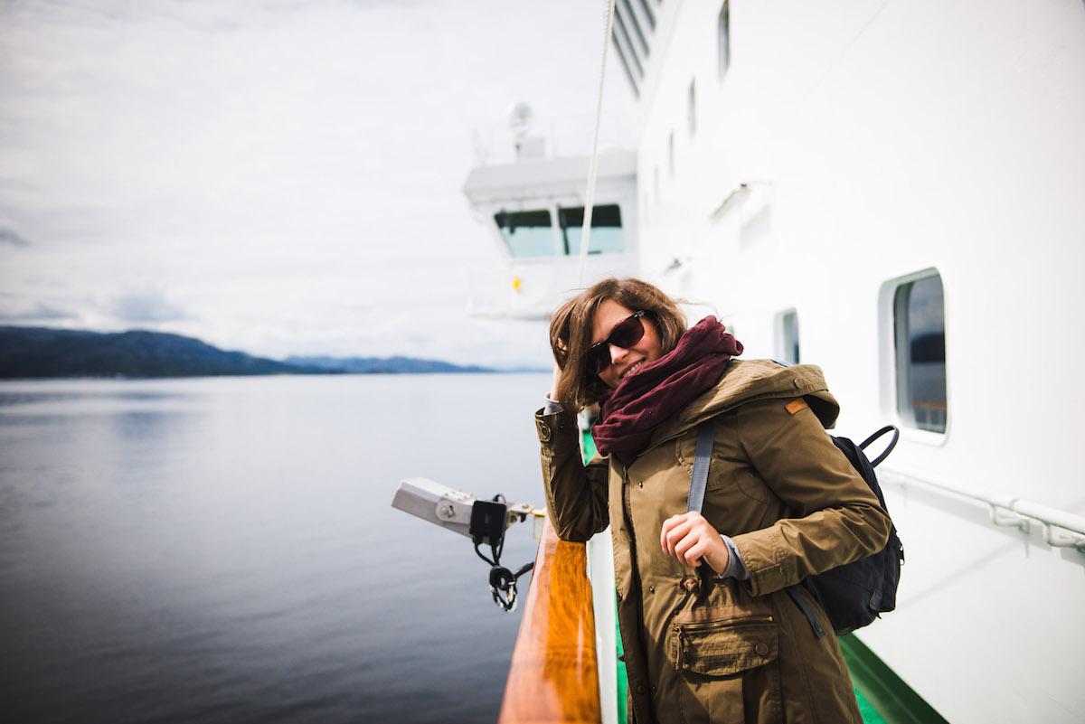 Fotografieren-Hurtigruten-Schiff