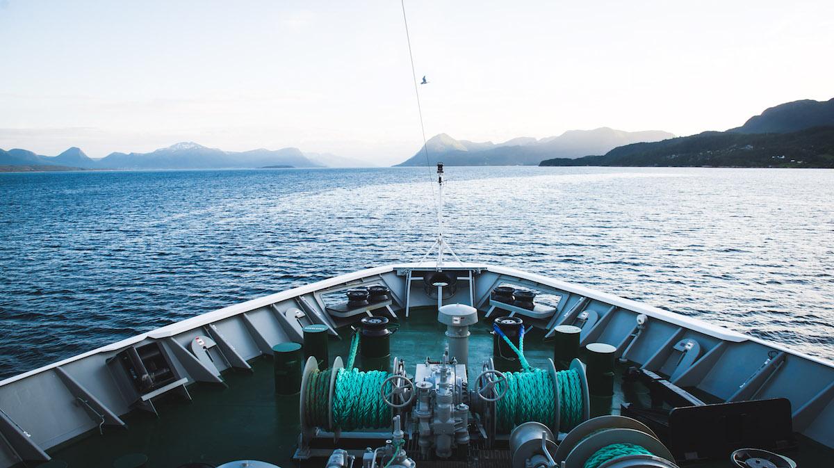 Hurtigruten-Fjorde