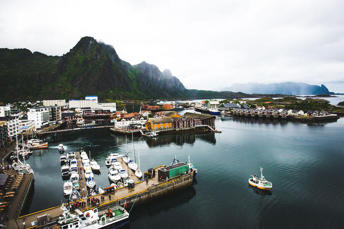 Lofoten-Hurtigruten-Ausflug