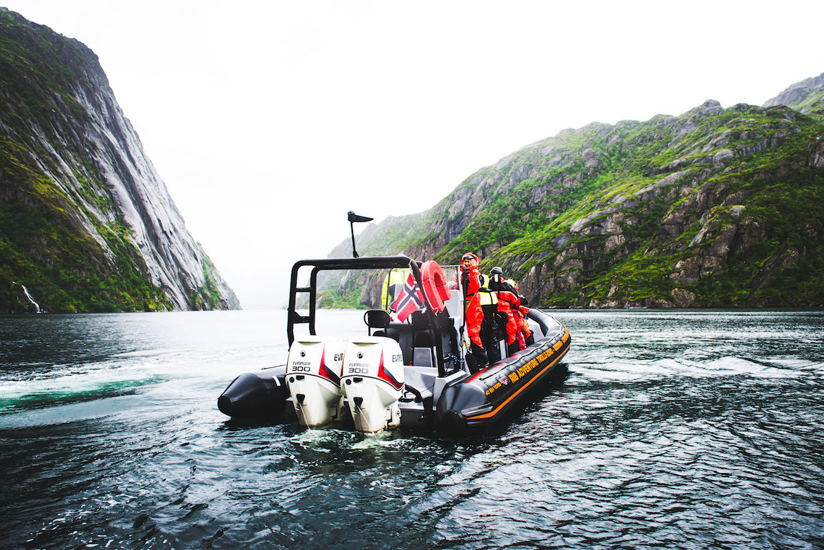 RIB-Tour-Norwegen
