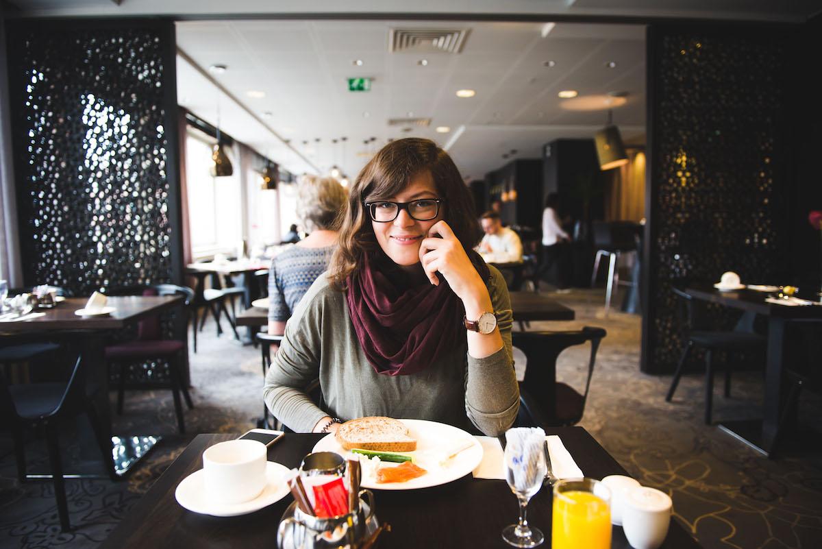 Raddison-Blu-Tromso-Frühstück