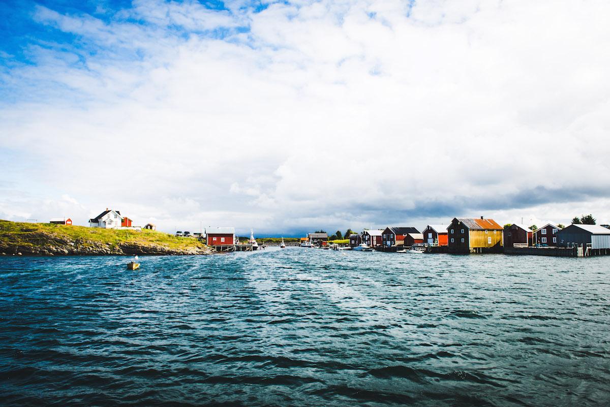 Vega-Norwegen-Hurtigruten