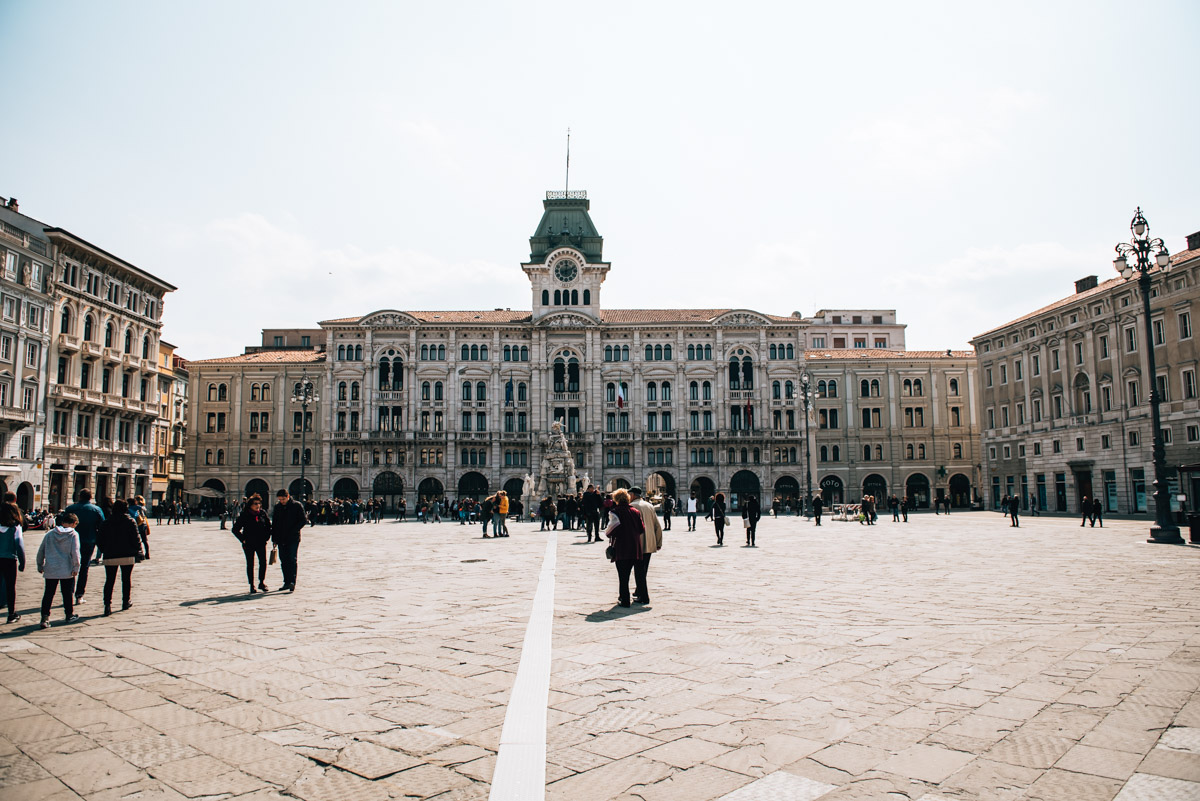 Big Square Trieste