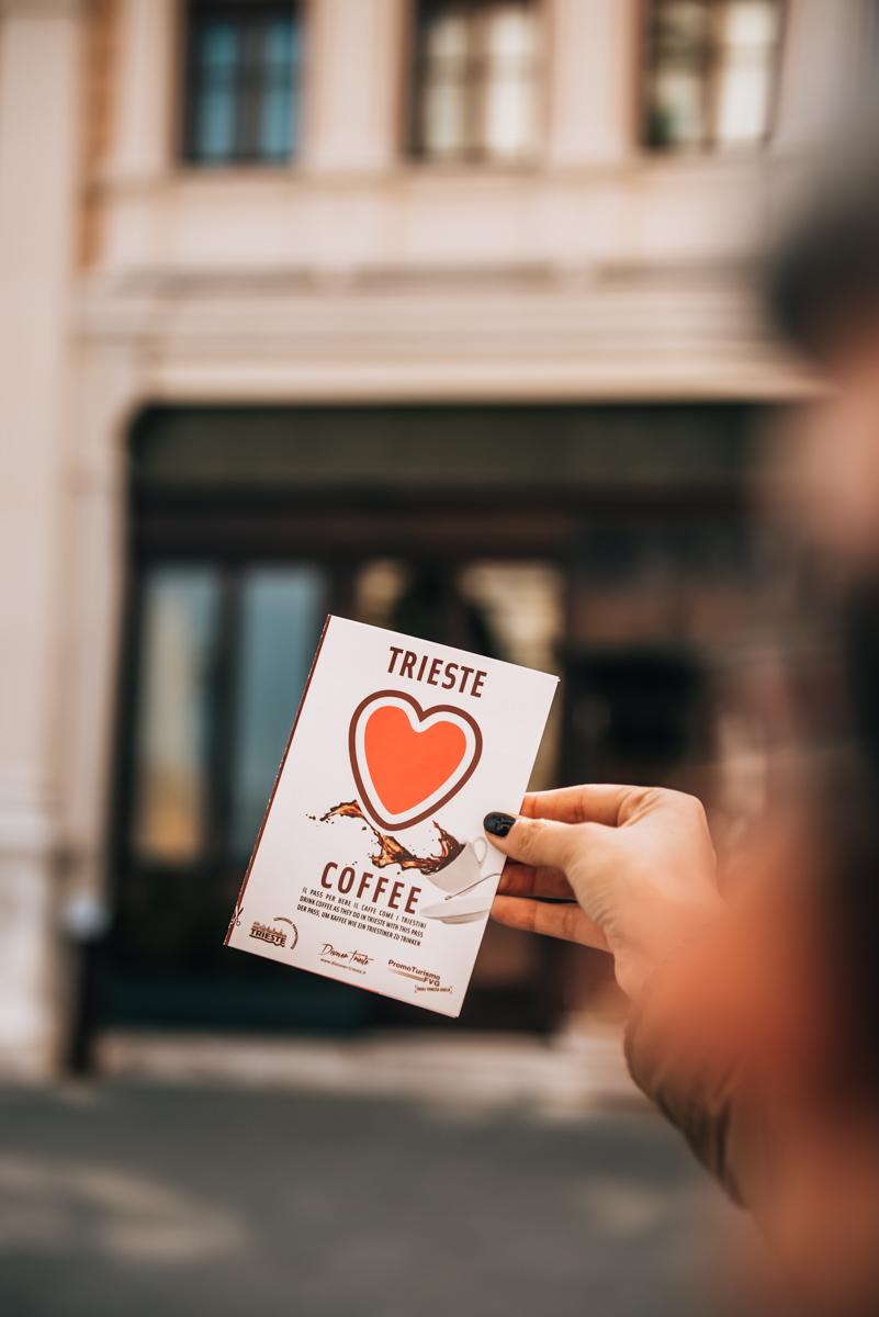 Kaffeepass Triest