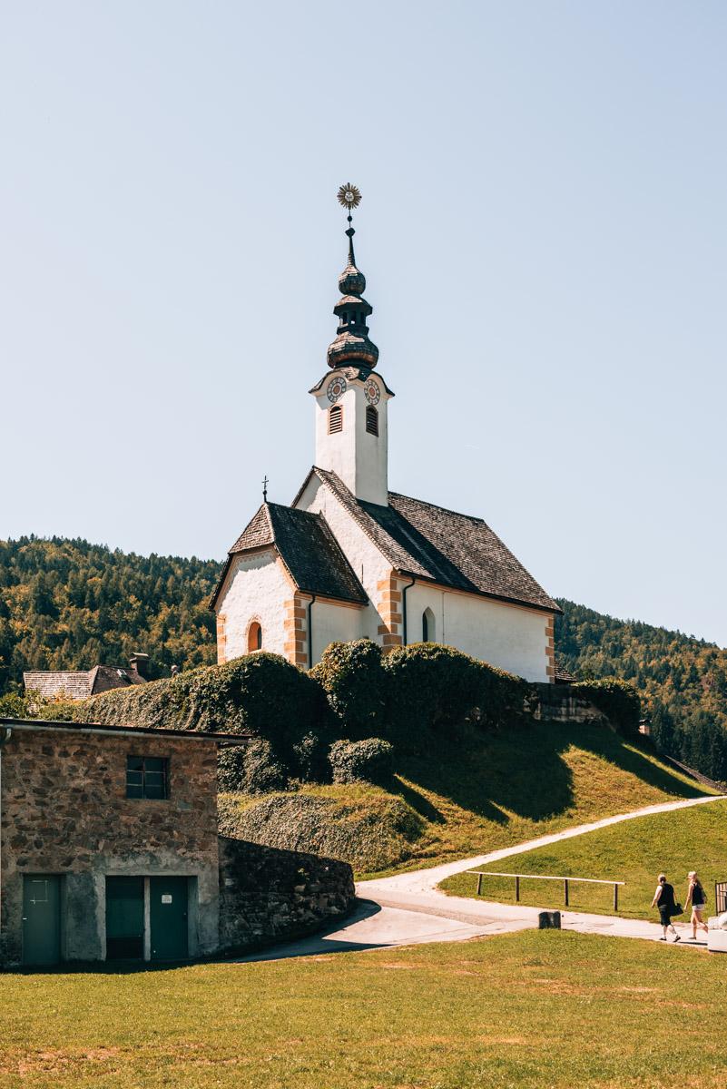 Kirche Maria Wörth