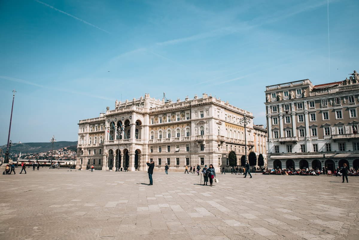 Piazza dell'Unita d'Italia