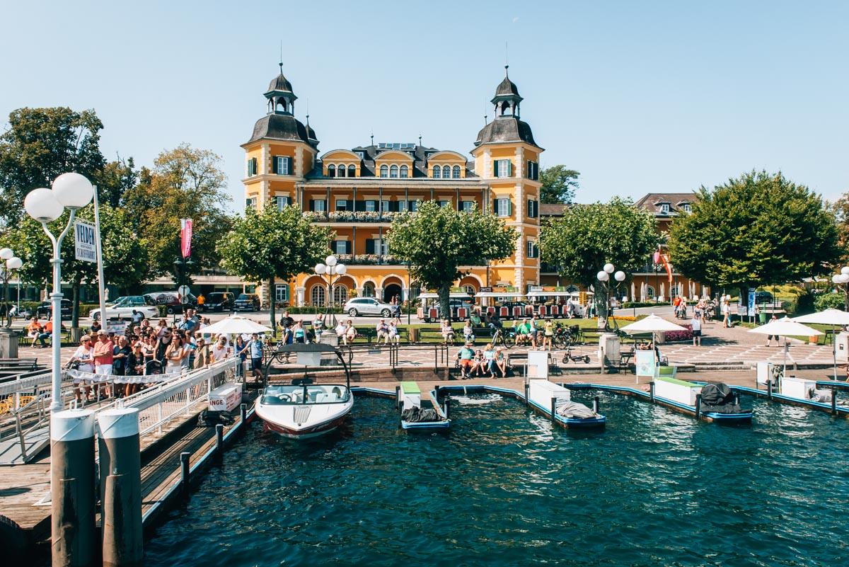 Schlosshotel-Velden