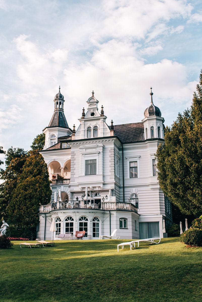 Villa Wörth Pörtschach