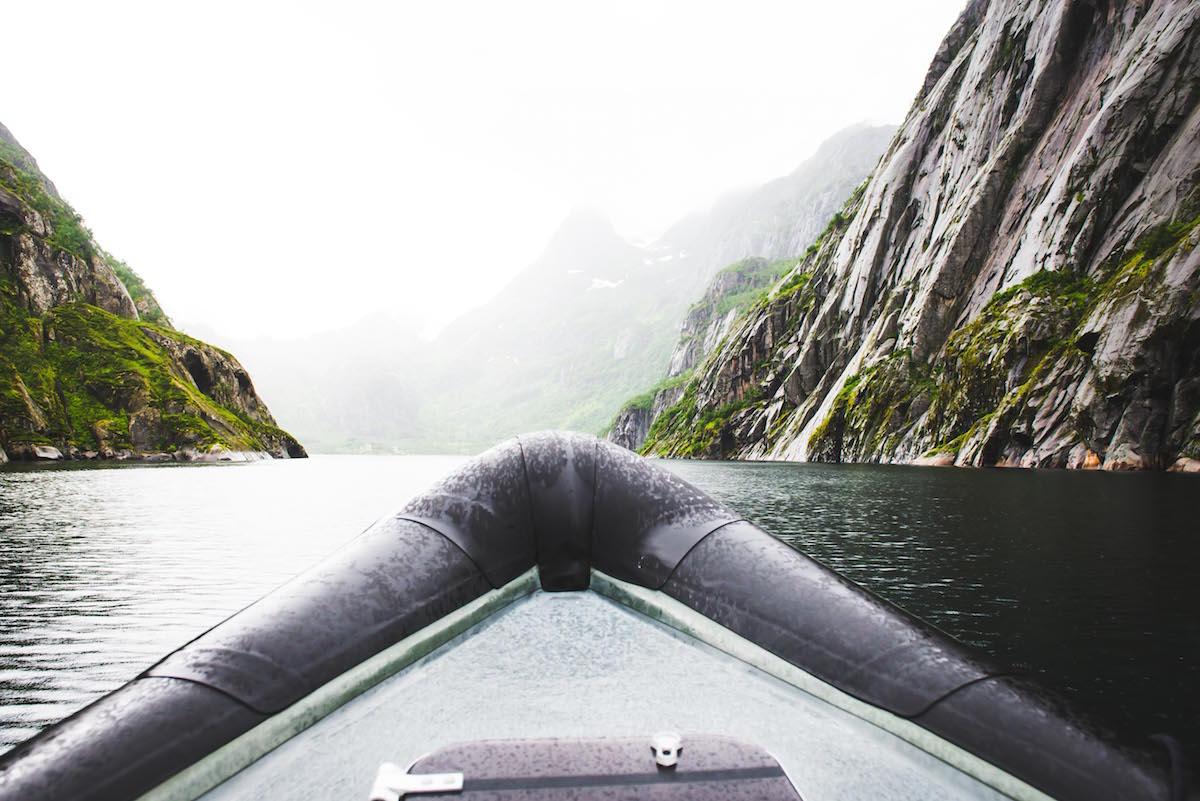 stokmarknes-speedboat