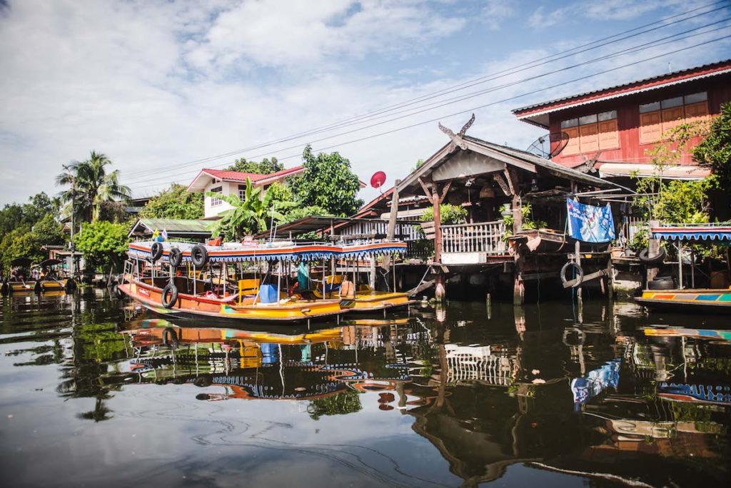Bootstour Bangkok