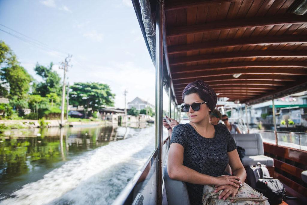 Khlongs Tour Bangkok