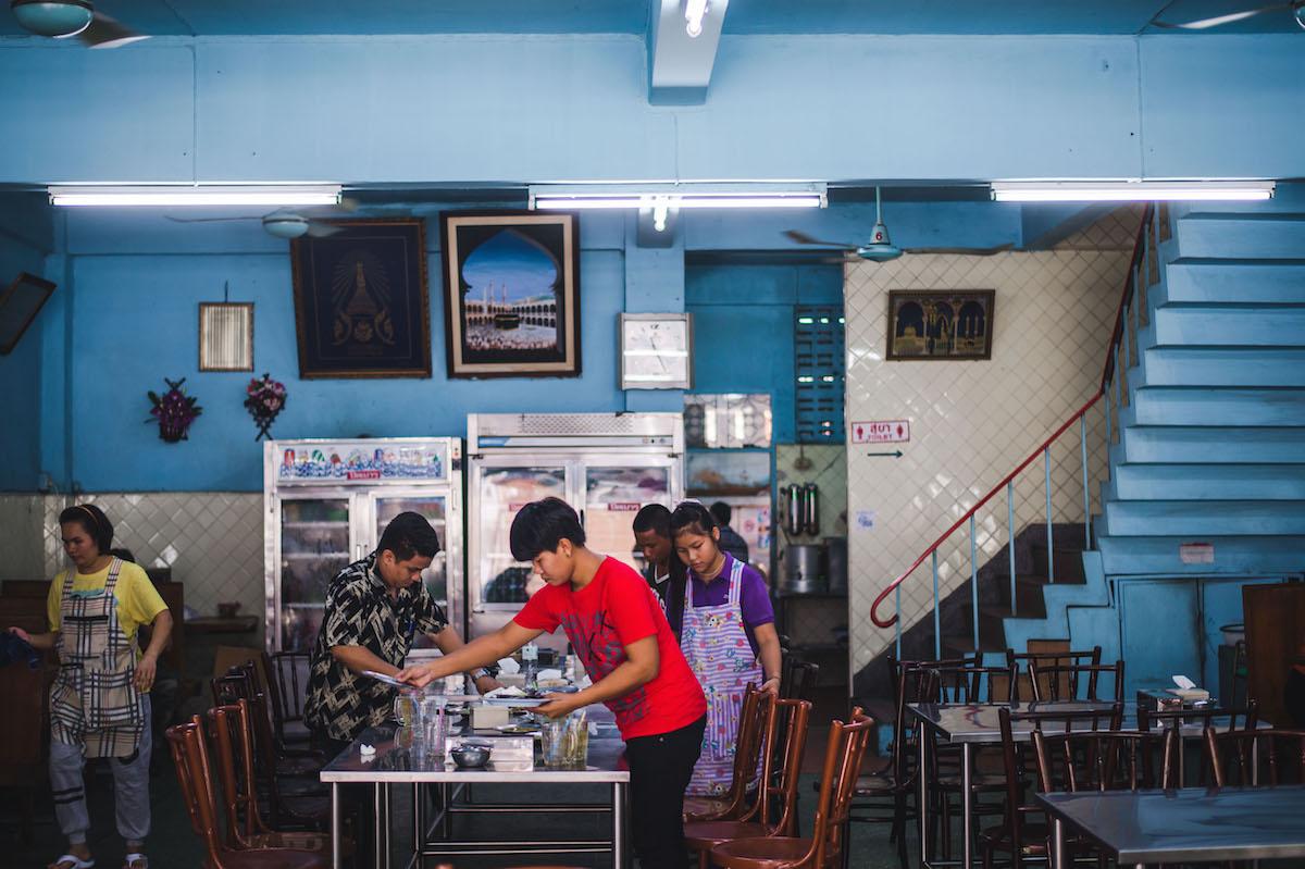 muslimischen-restaurant-bangkok