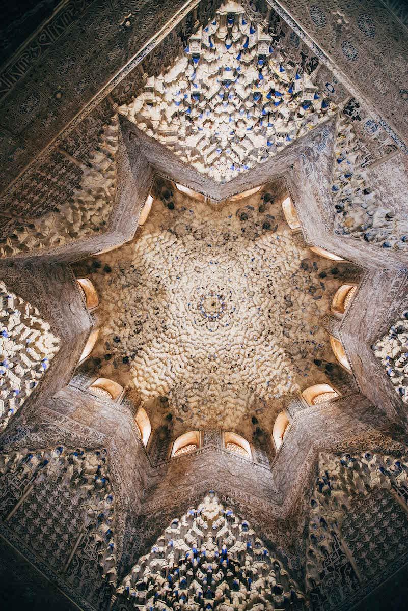 alhambra-sternendecke