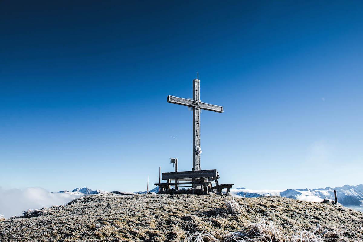 Gipfelkreuz Kreuzkogel