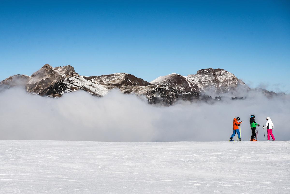 Nebel Großarl