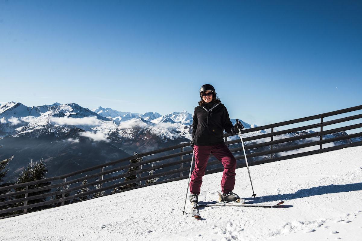 Skigebiet Großarl