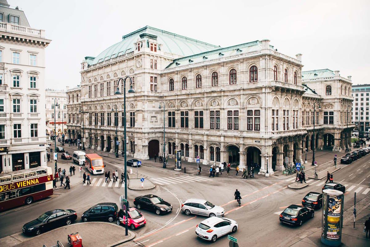 Stehplatzkarten Oper Wien