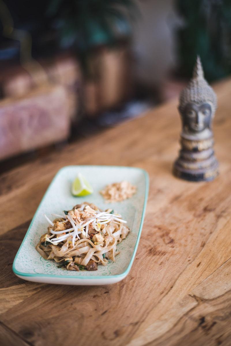 Pad Thai Rezept Vegetarisch