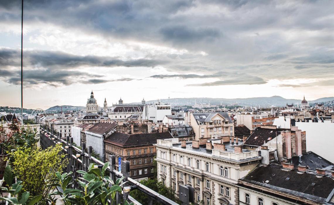 360Grad Bar Budapest