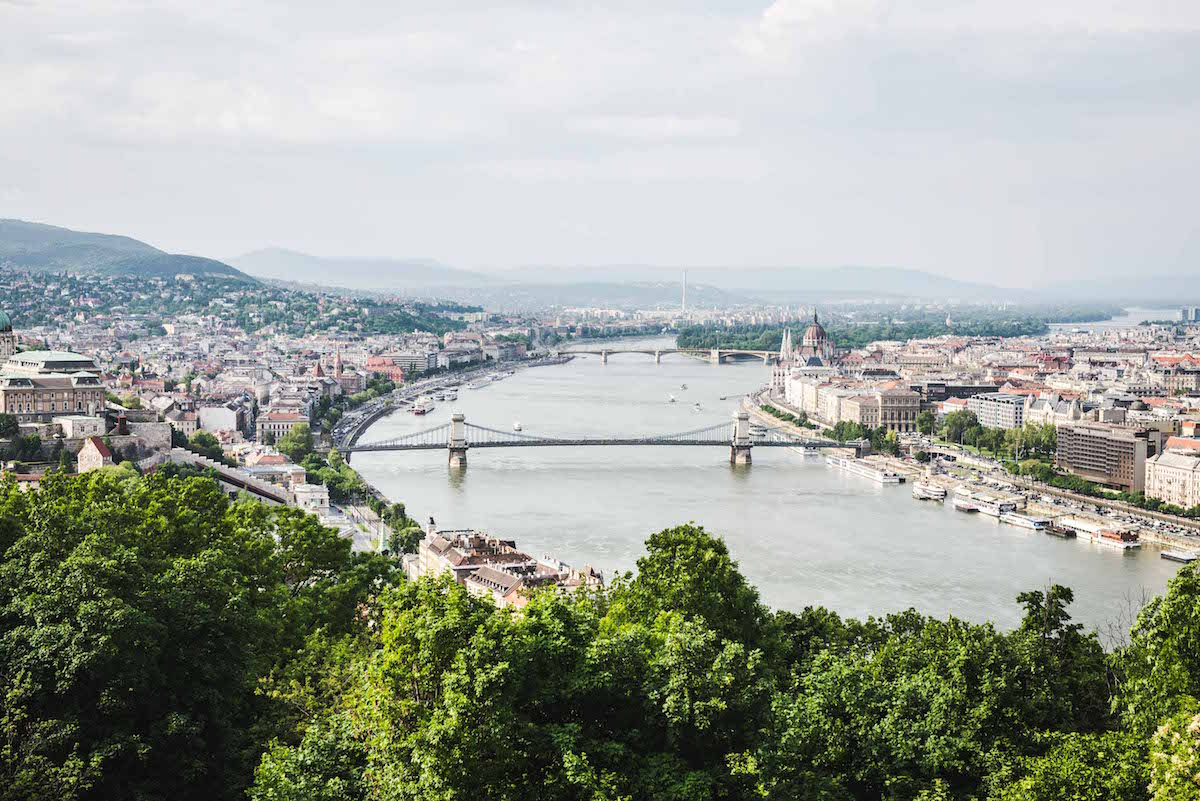 Ausblick Budapest Tipps