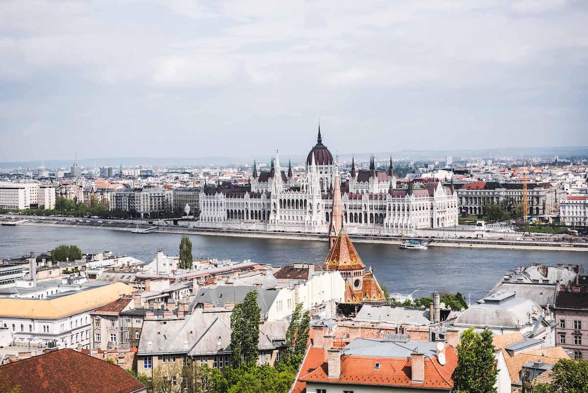 Aussicht Budapest Tipps