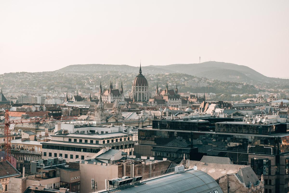 Budapest Tipps Ausblick