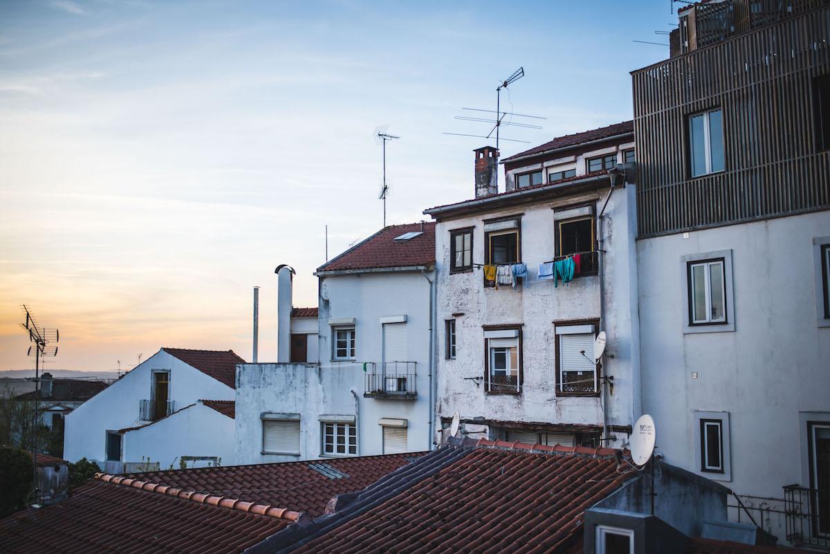 Coimbra Aussicht