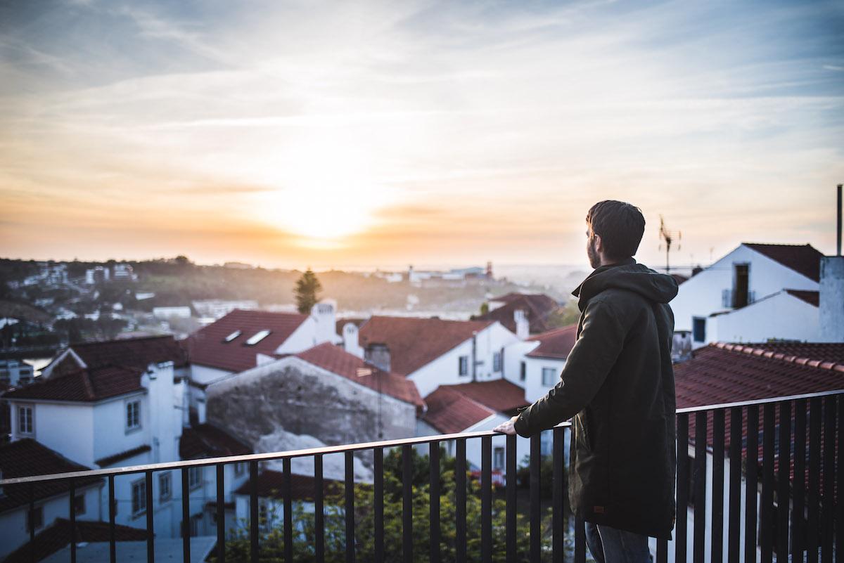 Coimbra beste Aussicht