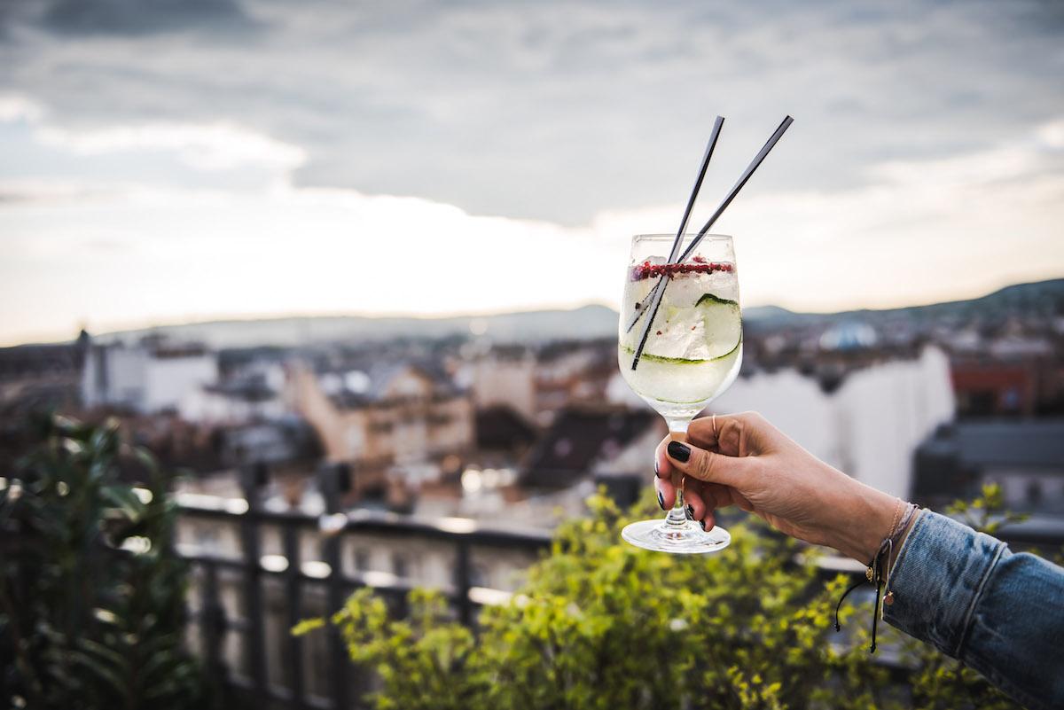 Rooftop Bar Budapest Tipps