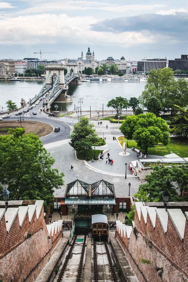 Schönste Aussicht Budapest