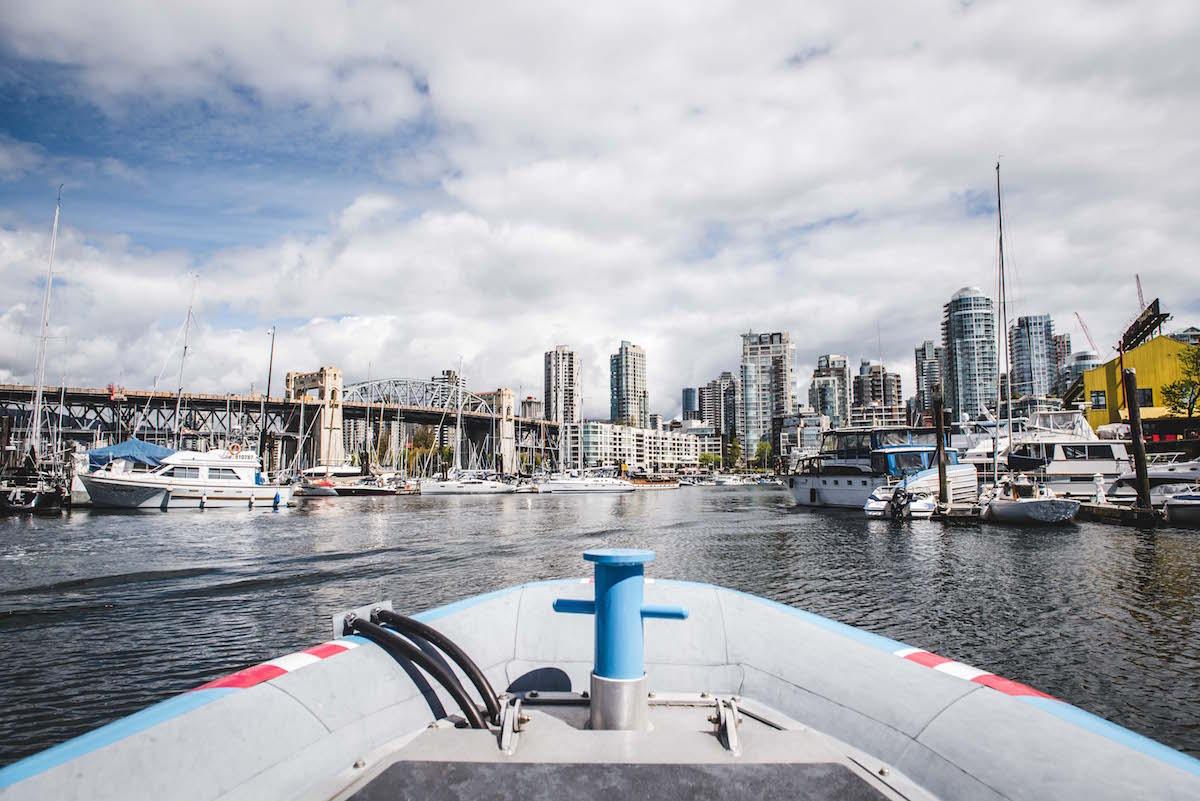 Ausflug Schnellboot Vancouver
