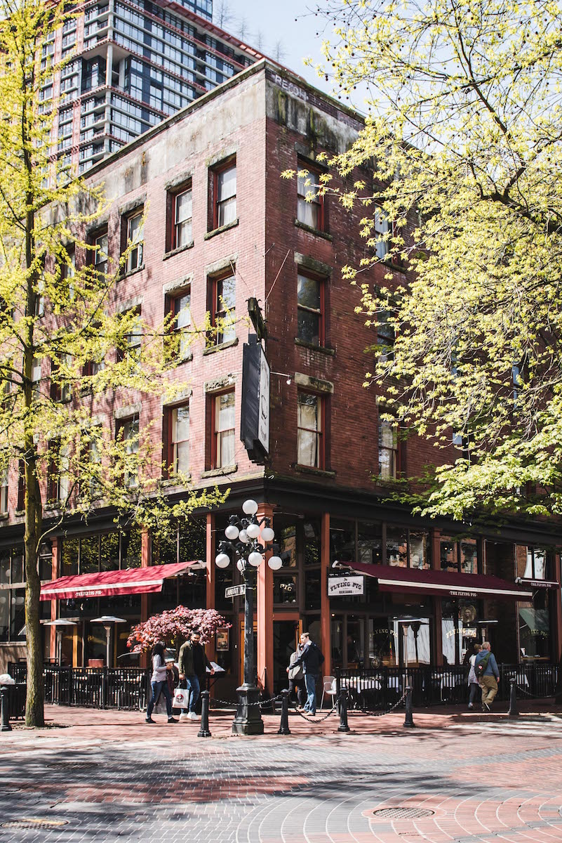 Gastown Vancouver Tipps