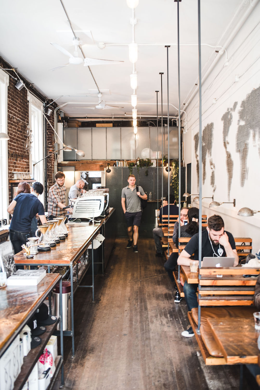 Revolver Cafe Vancouver