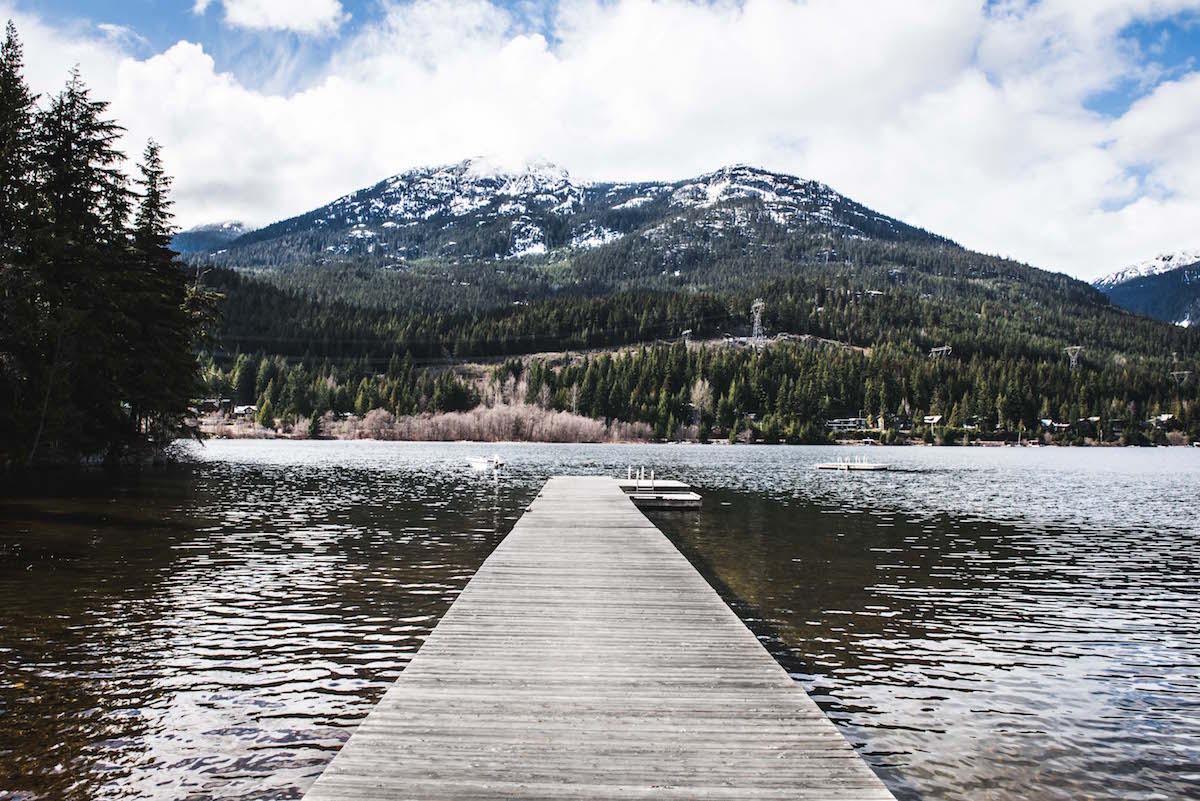 Alta Lake Kanada