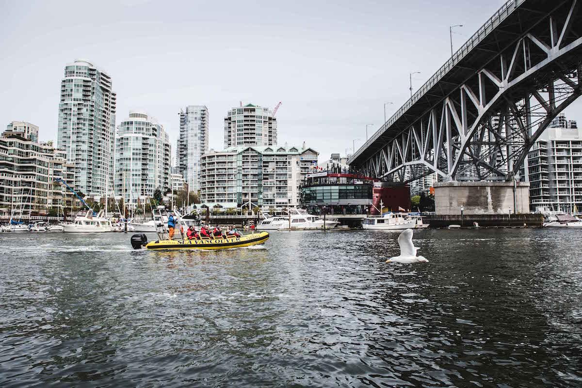 Vancouver Bootstour Erfahrungen