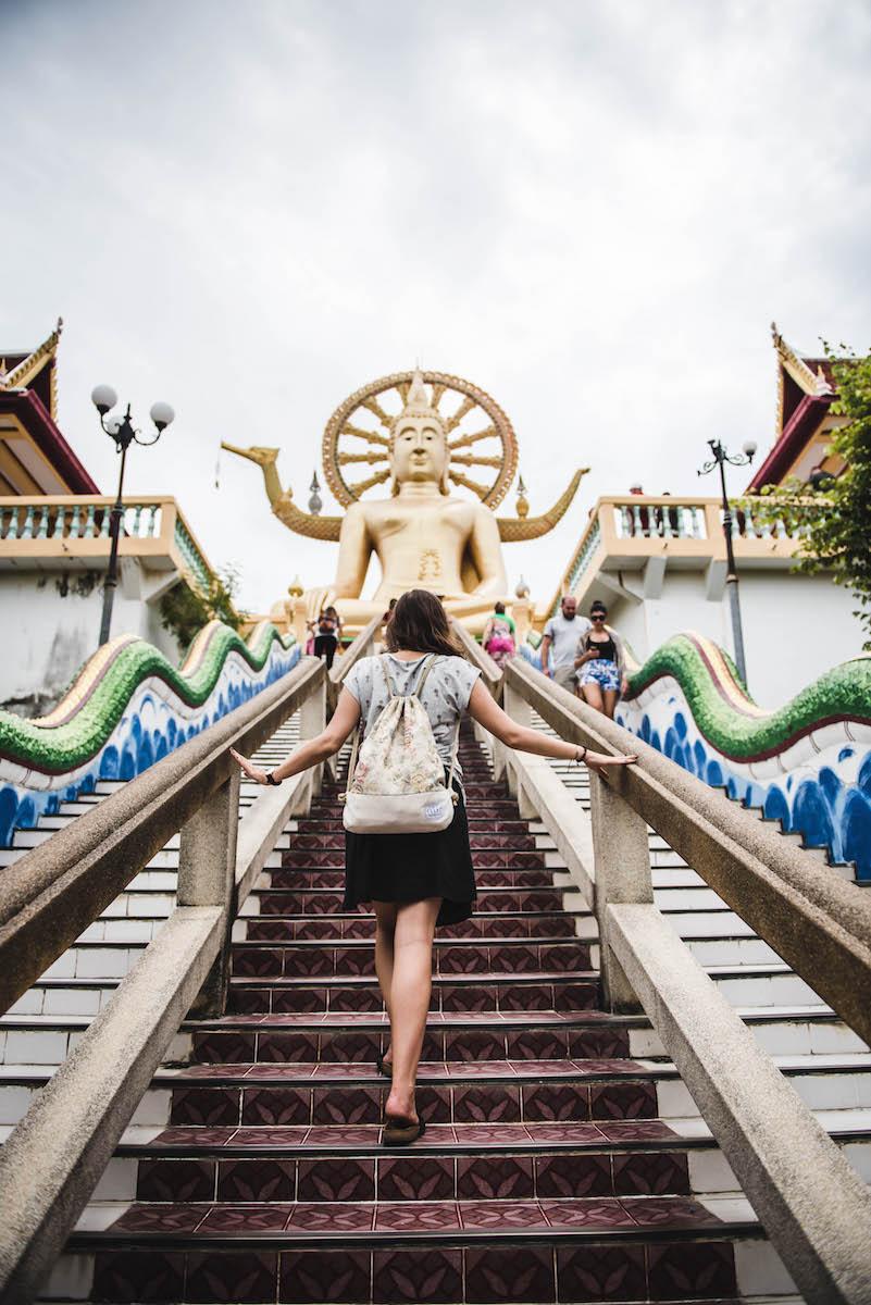 Big Buddha Koh Samui Tips