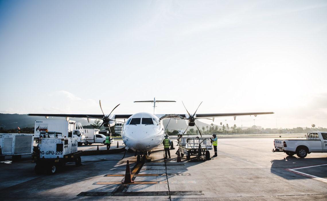 Flughafen Koh Samui Erfahrungen